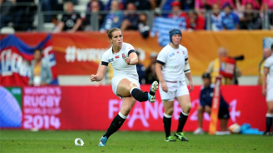 Qualification process confirmed for Women's Rugby World Cup 2017