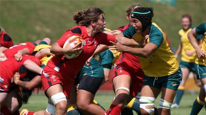 WRWC 2014:  Australia v Wales