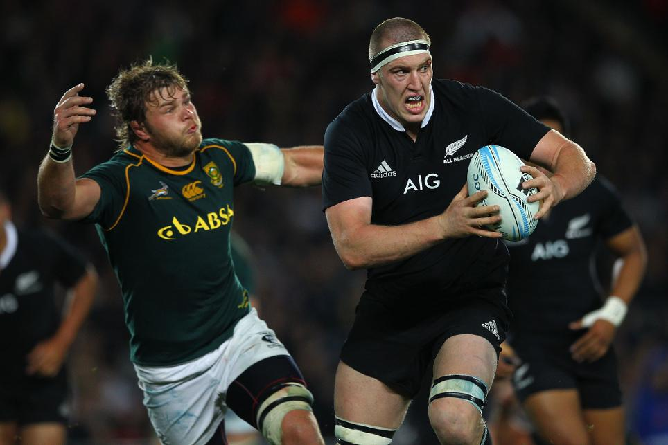 Retallick World Rugby Player of the Year 2014