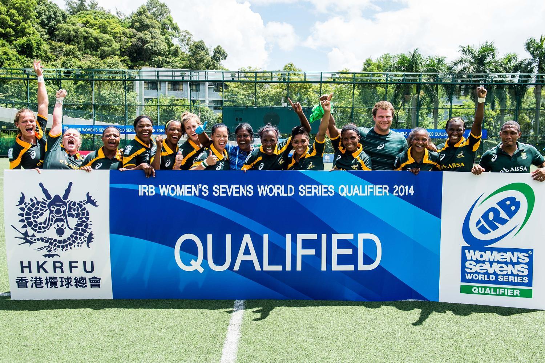 IRB Women's Sevens Qualifier 2014