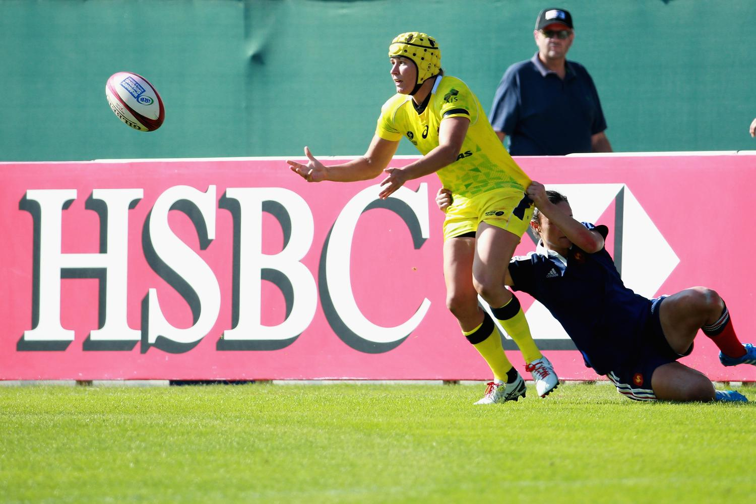 Emirates Dubai Rugby Sevens: IRB Women's Sevens World Series