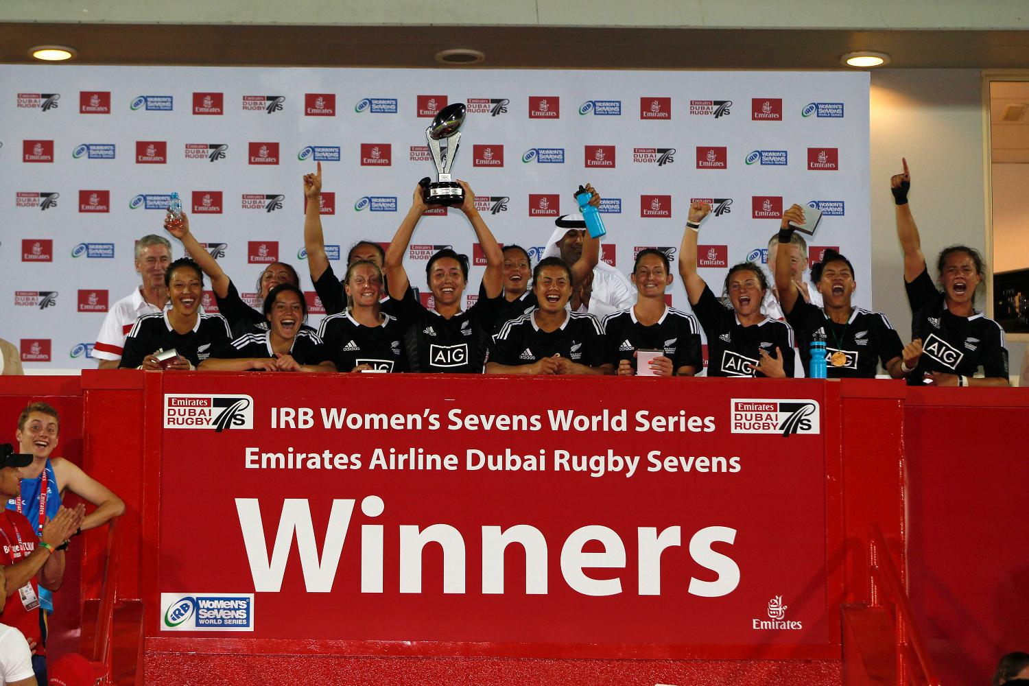 Women's World Series 2014/2015