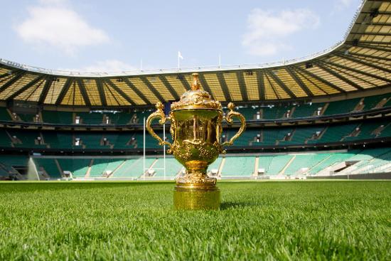 Duracell es nuevo patrocinador de la Copa del Mundo de Rugby 2015