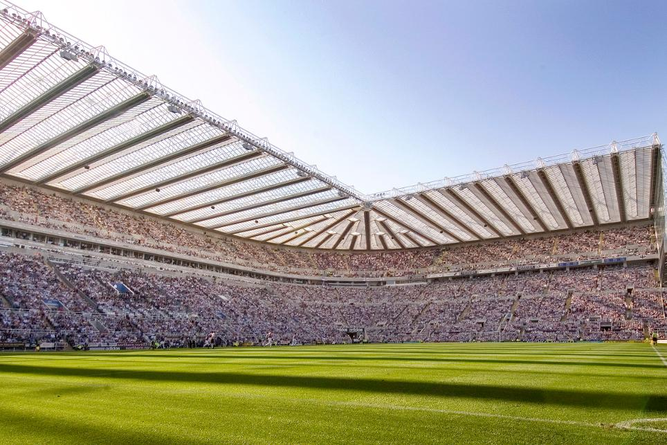 st james park will provide a lively venue for rugby world cup 2015