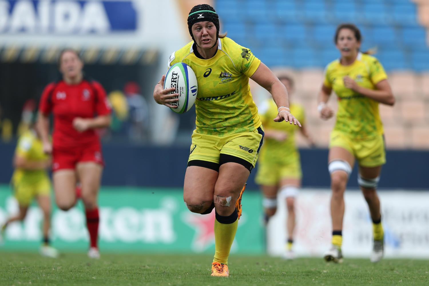 Australia and Canada on day two at Brazil 7s