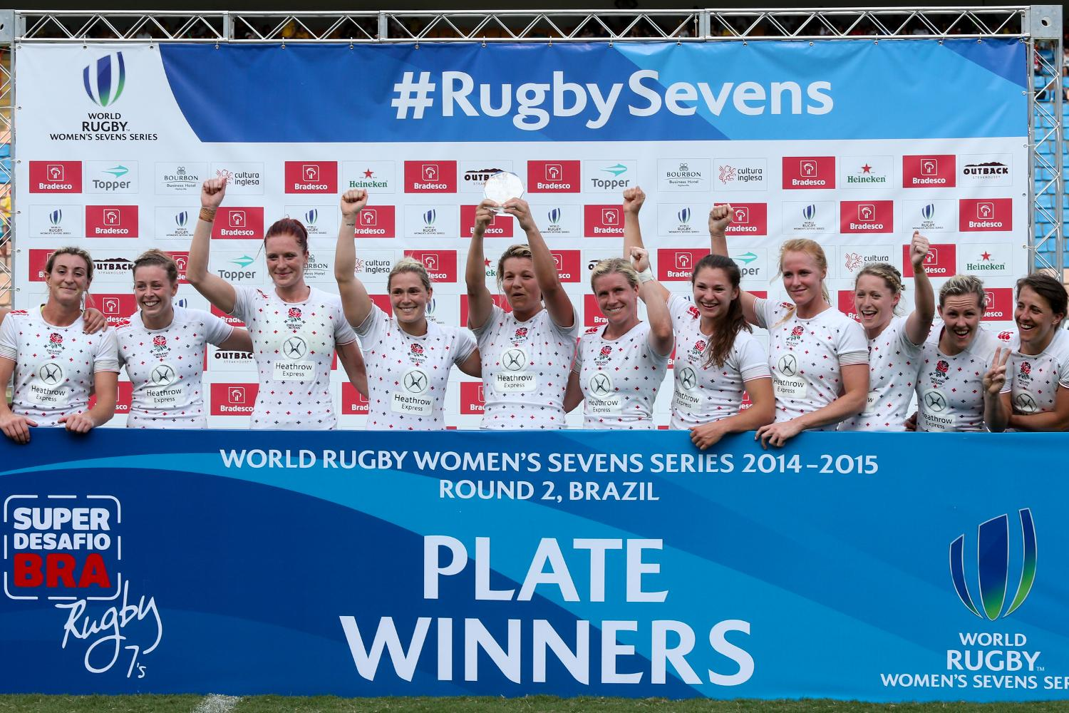 England wins Plate at the Brazil 7s