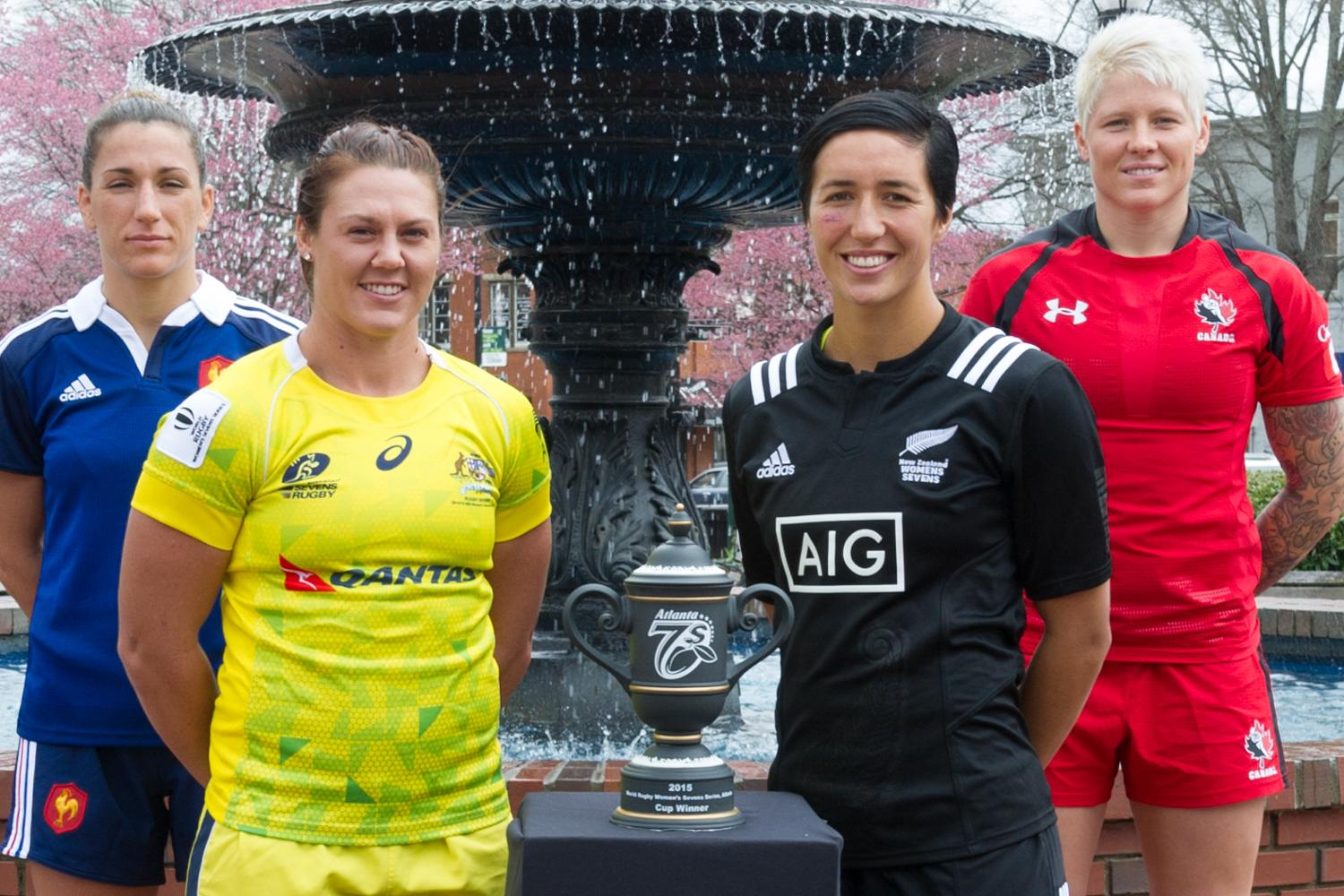 Women's Sevens Captains - Atlanta
