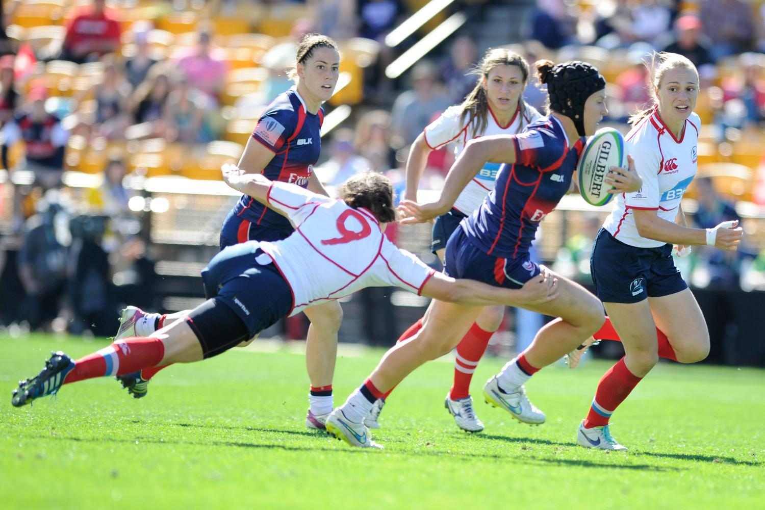 USA v Russia Semi-final Atlanta Sevens