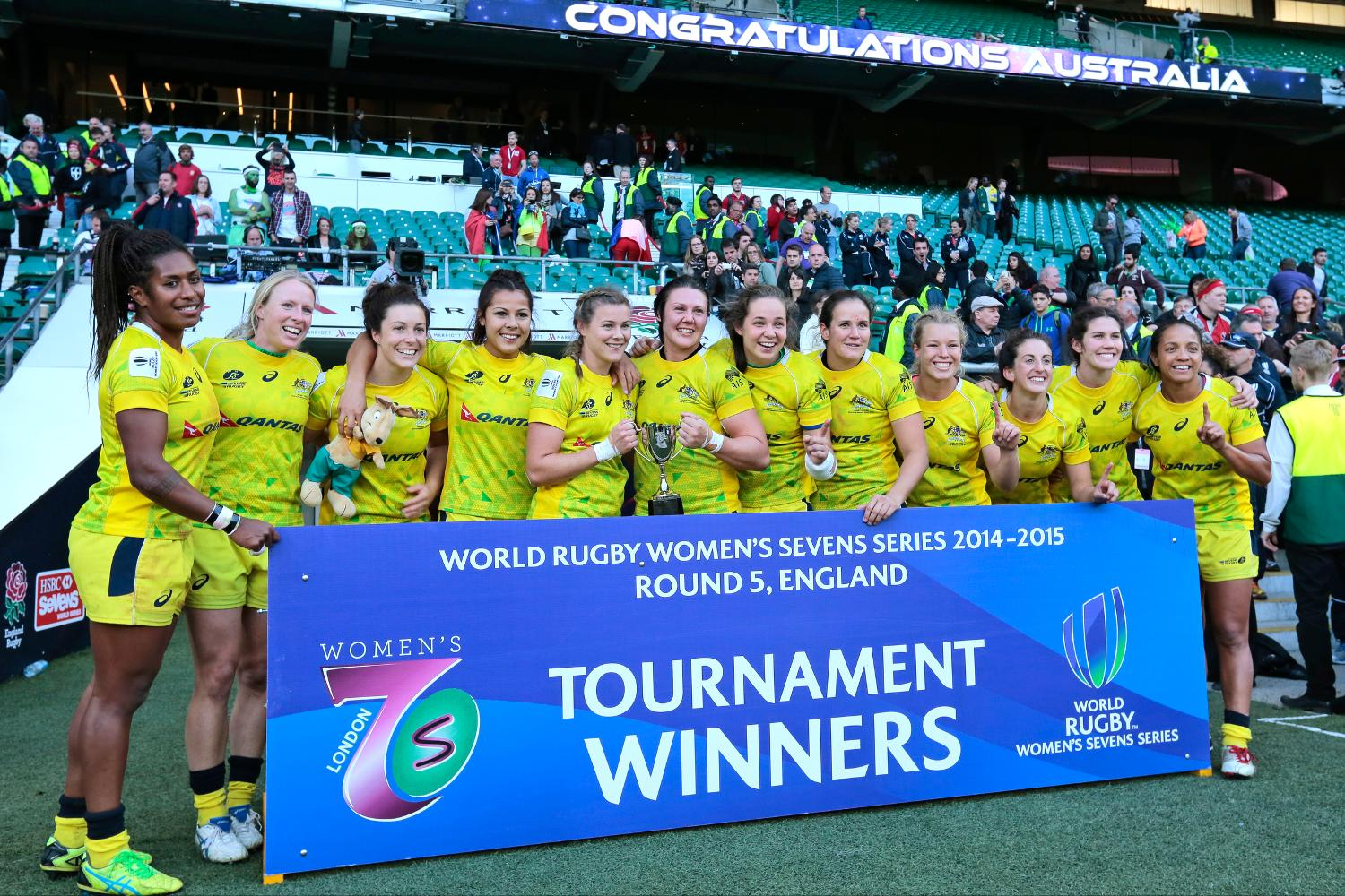 Australia - London 7s winners