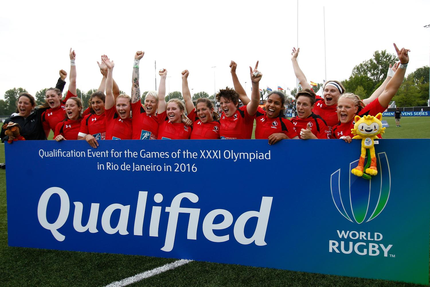 Canada qualify for Rio
