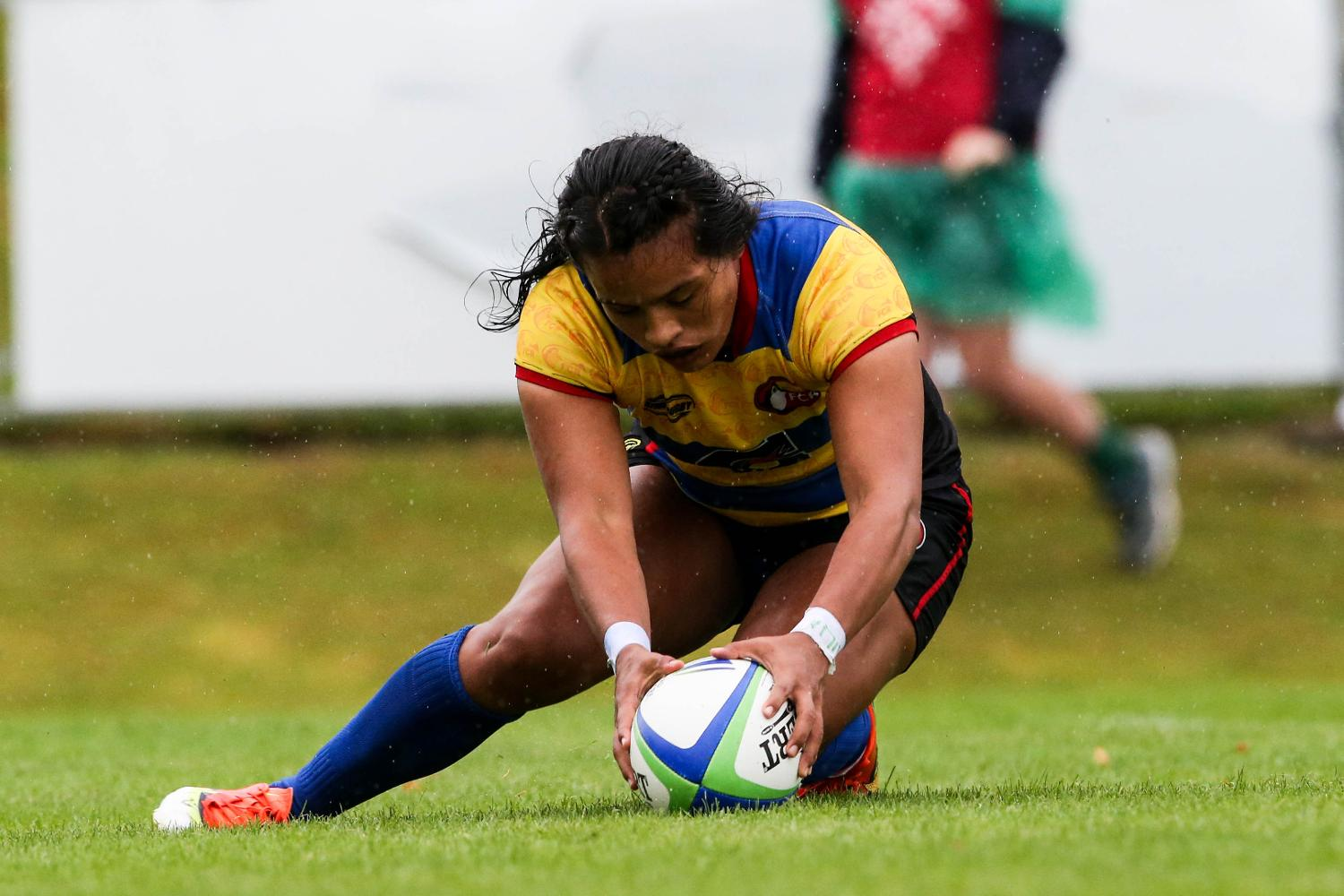 World Rugby Women's Sevens Series qualifier 2015