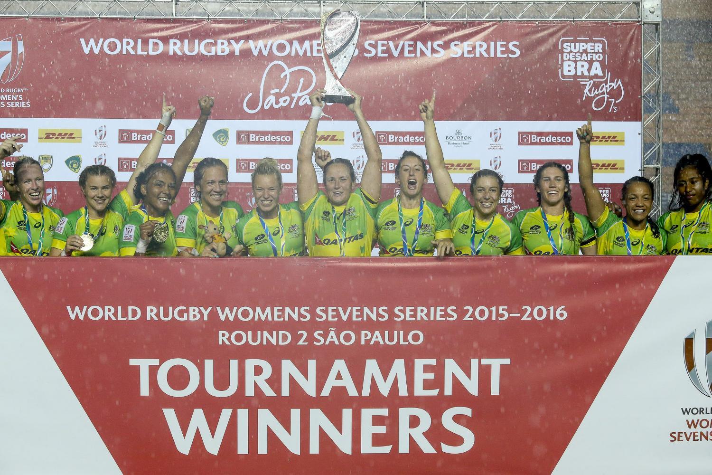 Sao Paulo 7s  Winners Australia