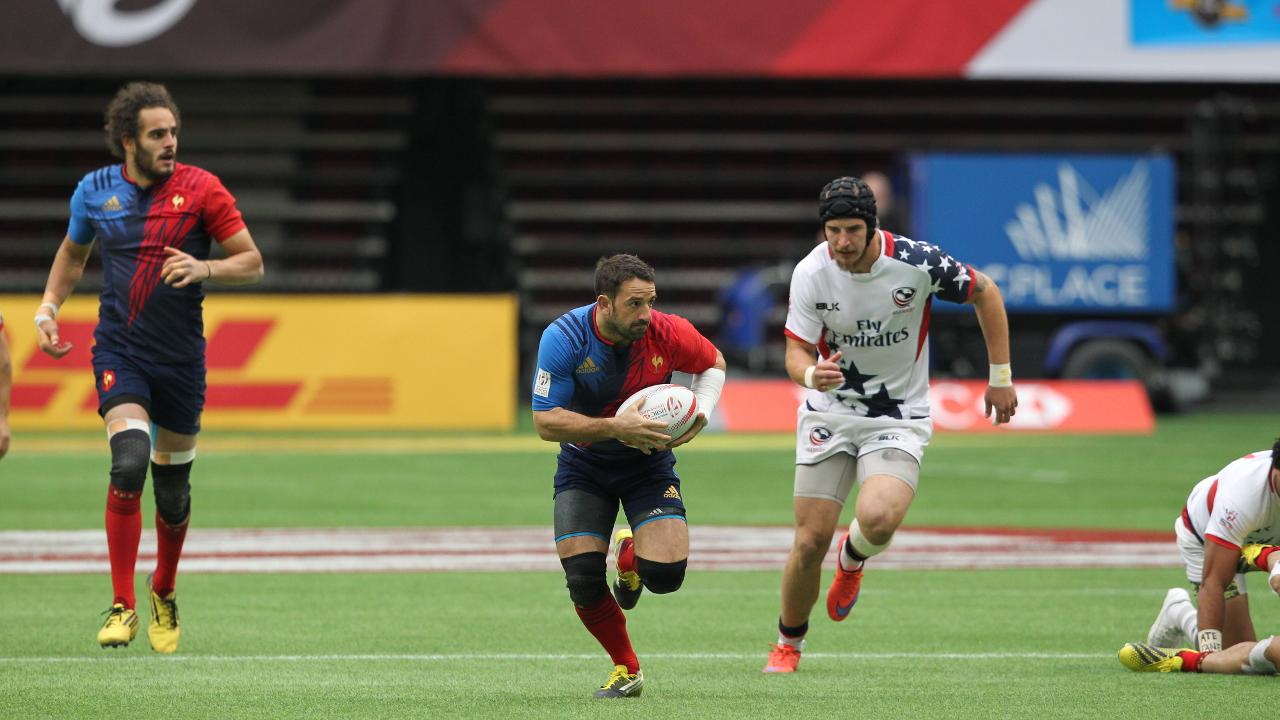 The little magician Candelon - Olympics One to Watch