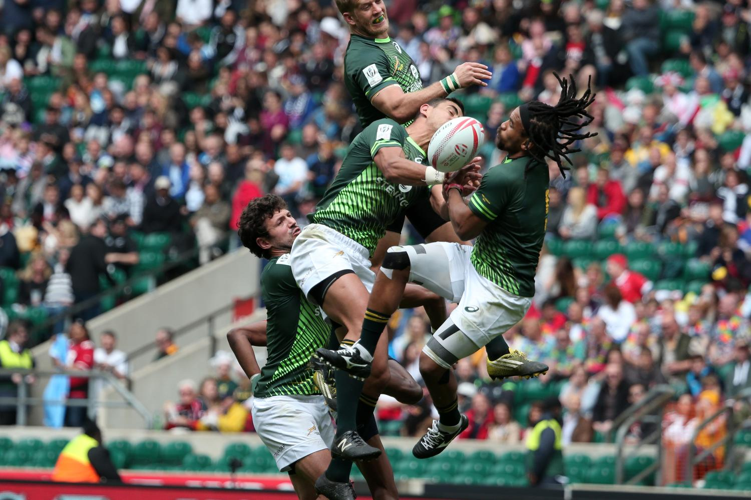 South Africa at the London Sevens