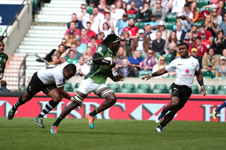 South Africa Tim Agaba