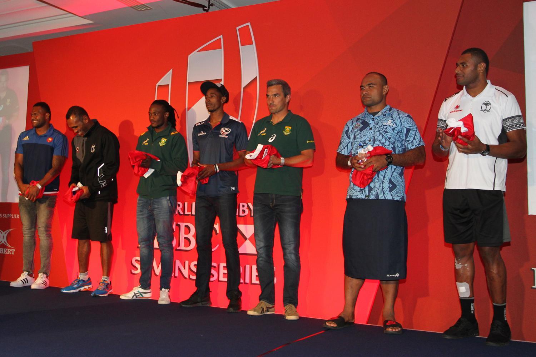HSBC World Rugby Sevens Series 2015-16 Dream Team