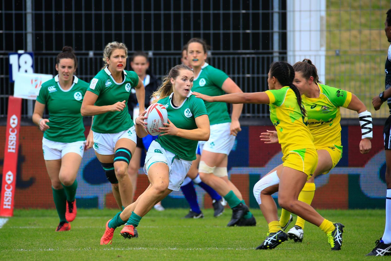 Ireland v Australia