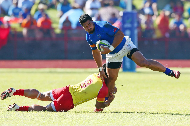 PNC 2016: Samoa v Tonga