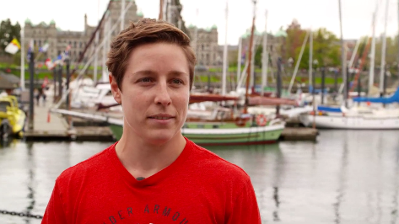 Olympics 7 in 60: Canada's Ghislaine Landry