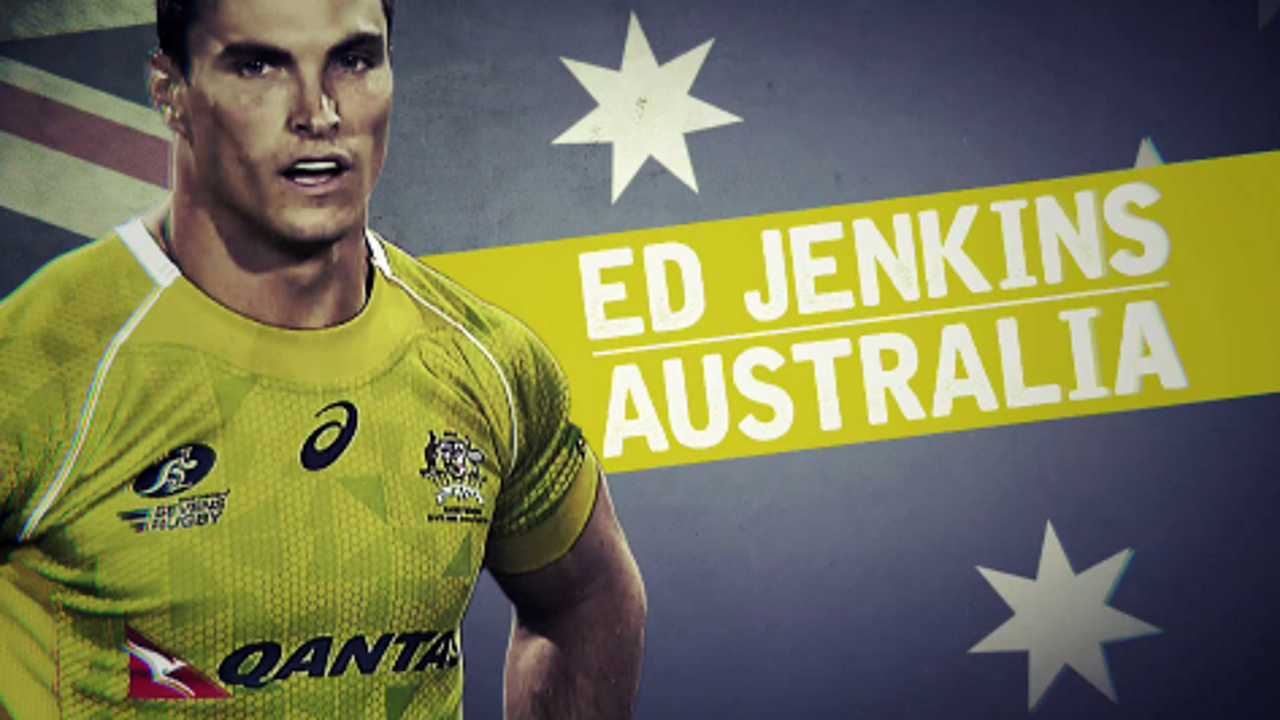 Olympics One to Watch: Australia's leader Ed Jenkins
