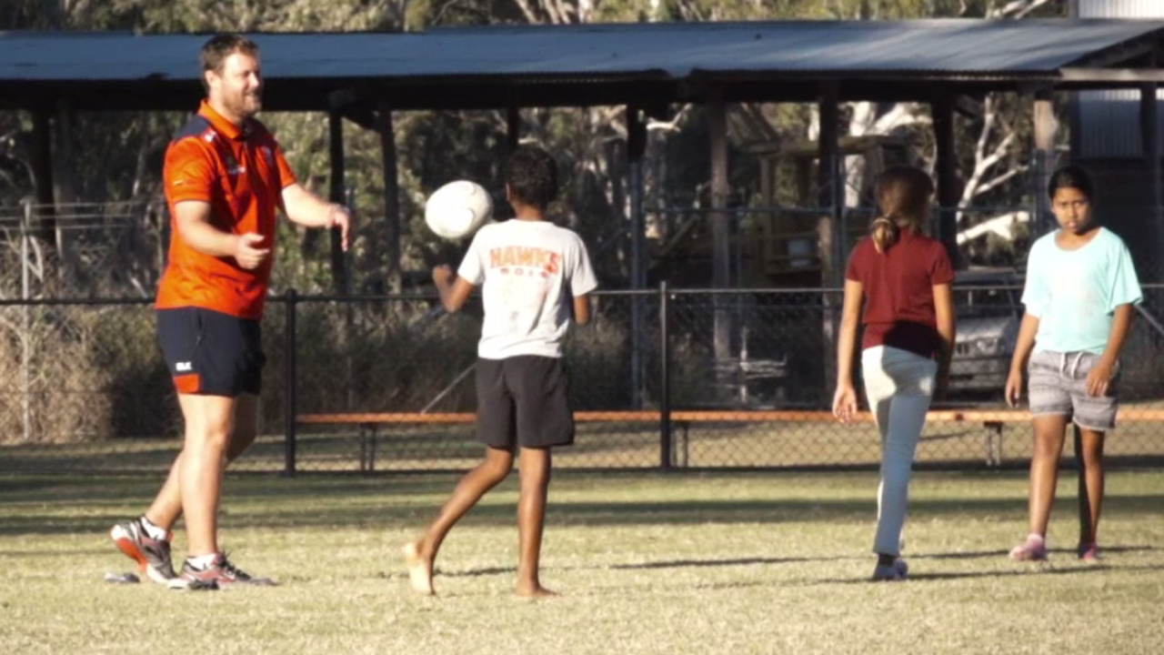 Queensland Reds' indigenous rugby