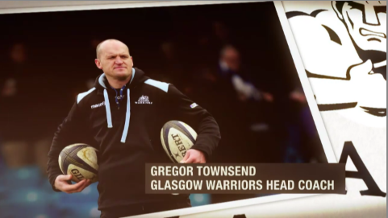 The keys to coaching with Gregor Townsend