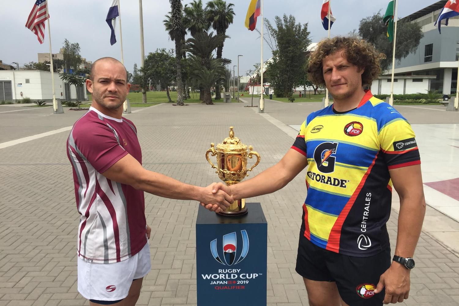 Sudamerica Rugby B Championship title decider