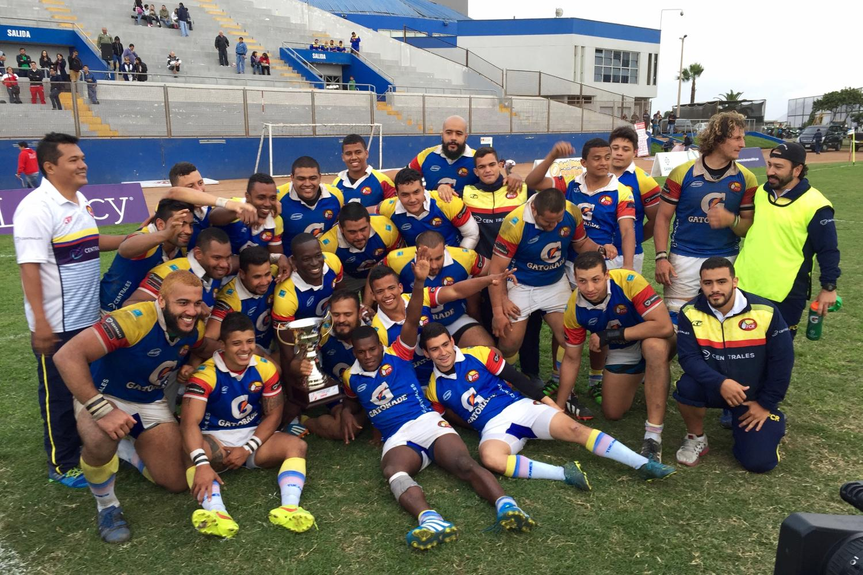Sudamerica B Championship winners 2016 - Colombia