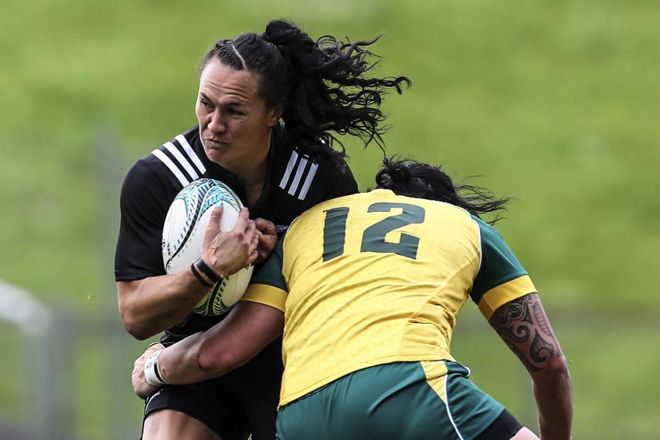 Black Ferns clinch series win over Australia