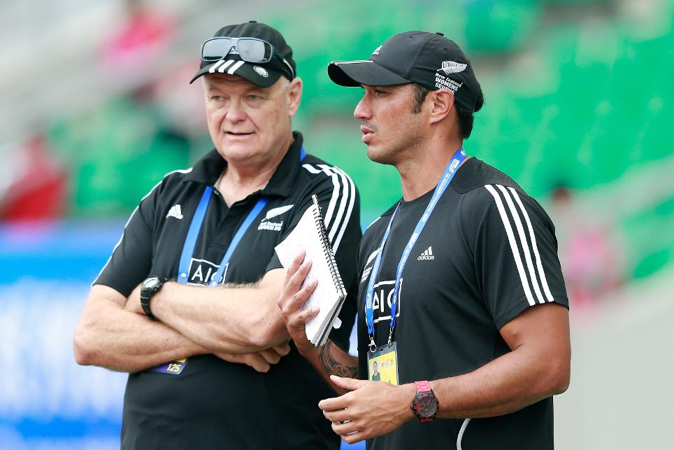Bunting to coach Black Ferns Sevens