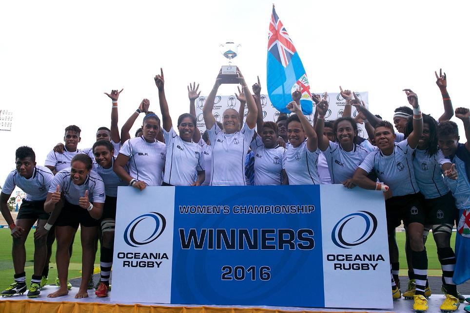 Fijiana keep WRWC 2017 dream alive