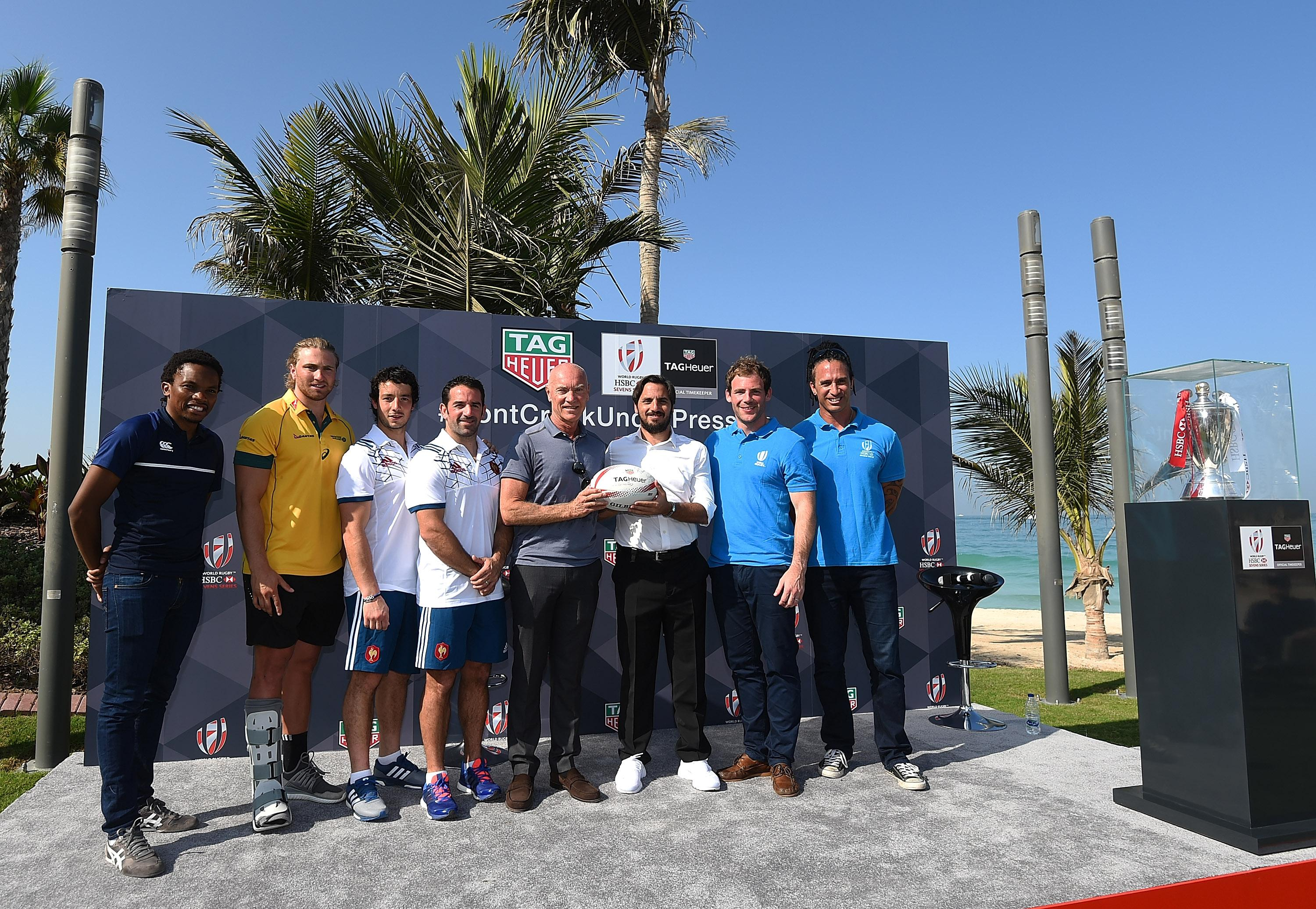 TAG Heuer becomes official series timing partner