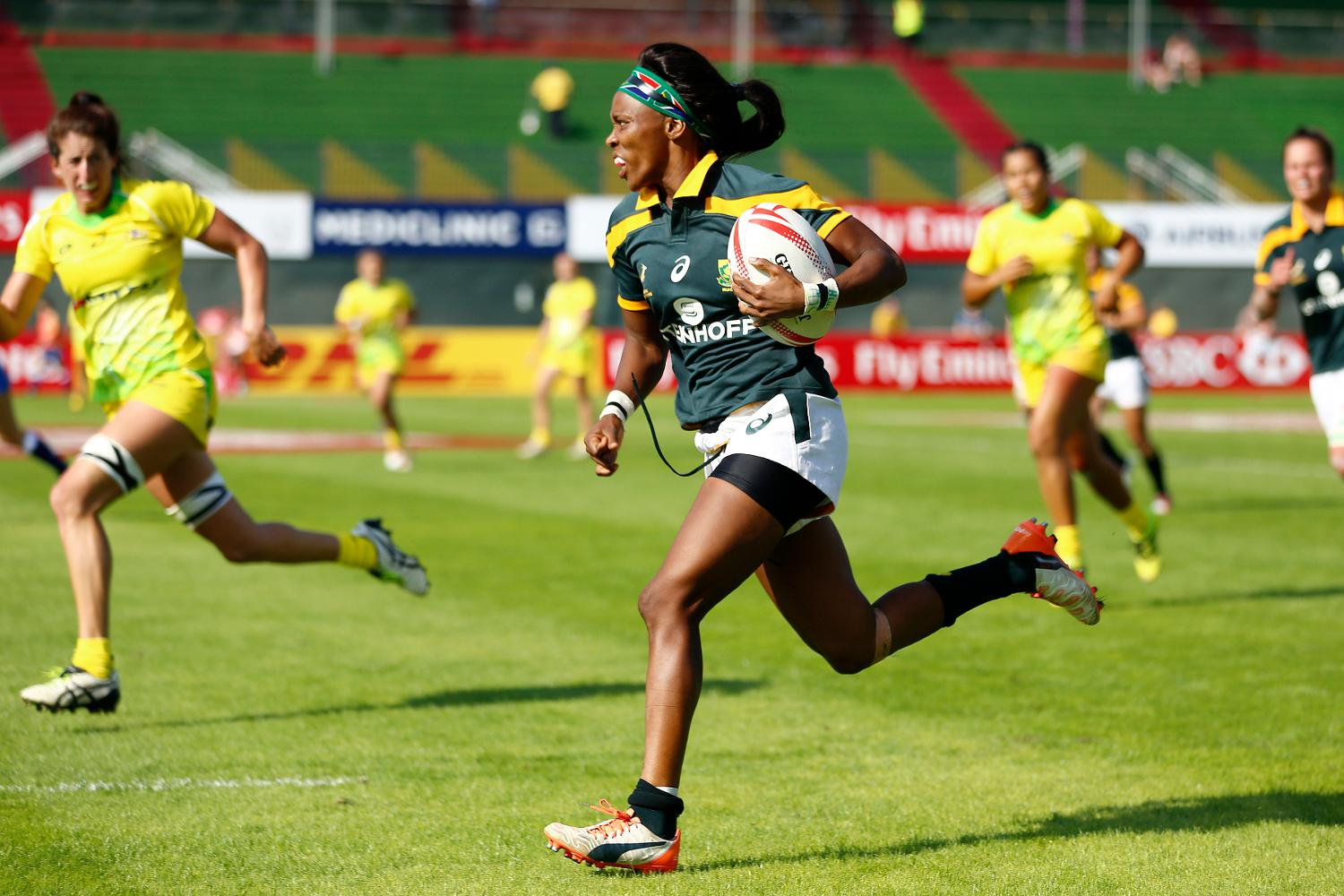 Emirates Airline Dubai Rugby Sevens 2016 - Women's