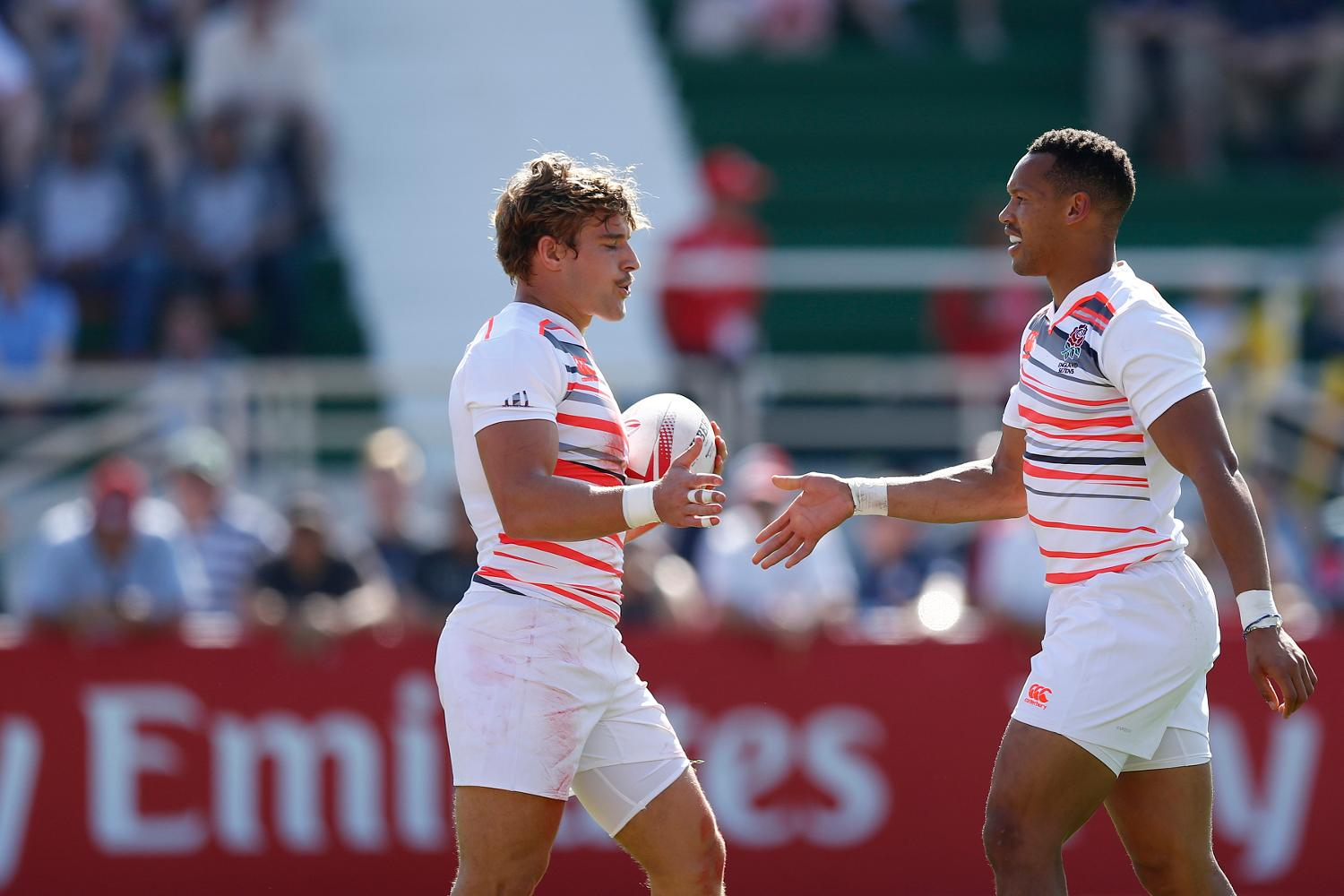 Emirates Dubai Rugby Sevens: HSBC Sevens World Series - Day One