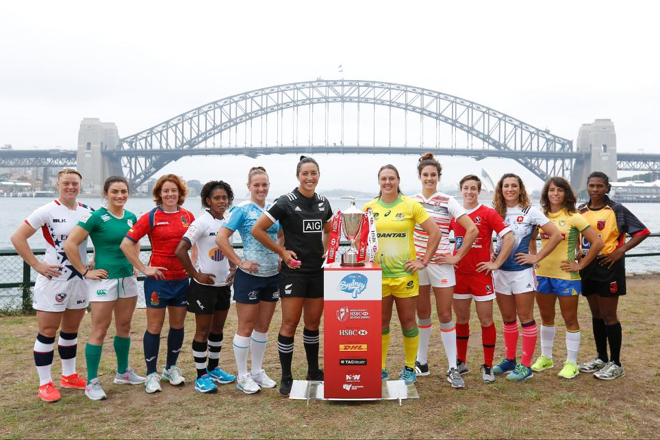 Final women's squads announced for Sydney 7s