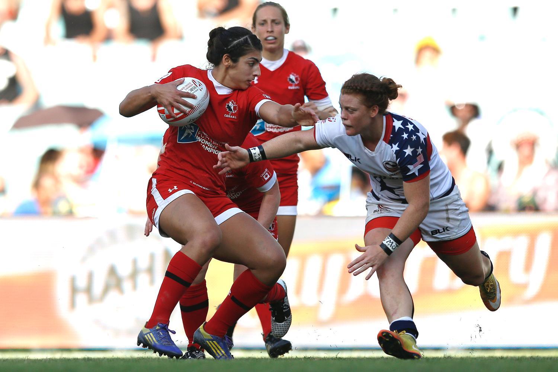 HSBC Sydney Sevens 2017 - Women
