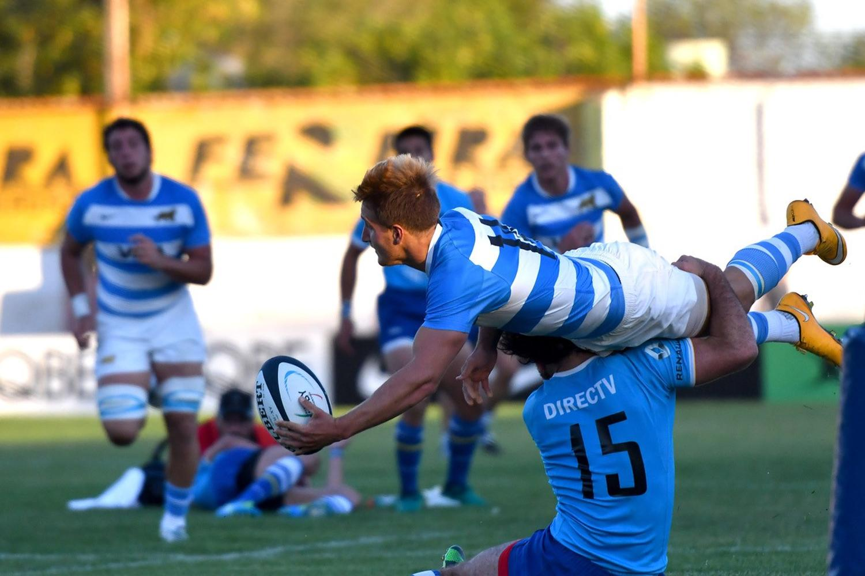 Americas Rugby Championship 2017: Argentina XV v Uruguay