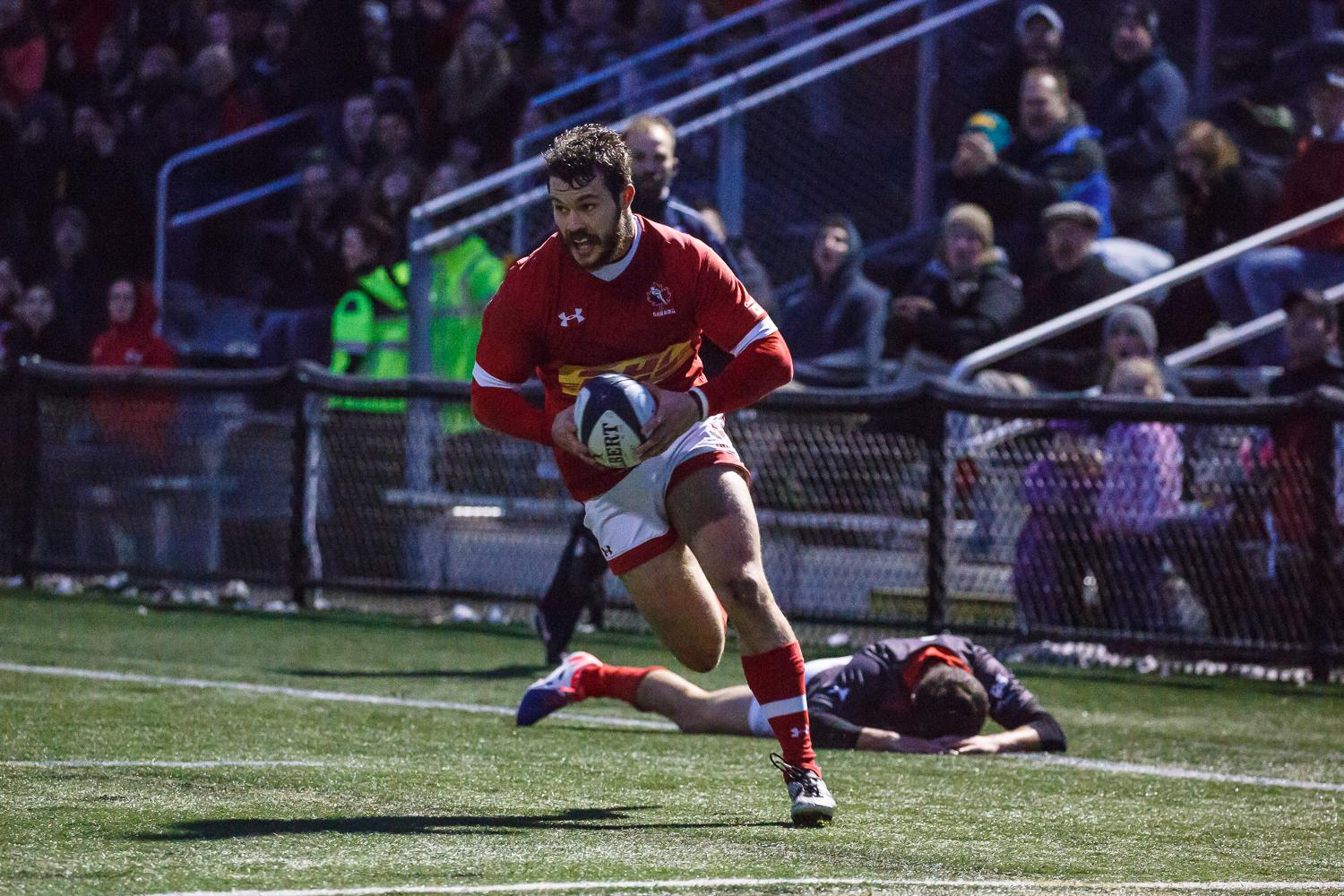 Americas Rugby Championship 2017: Canada v Chile