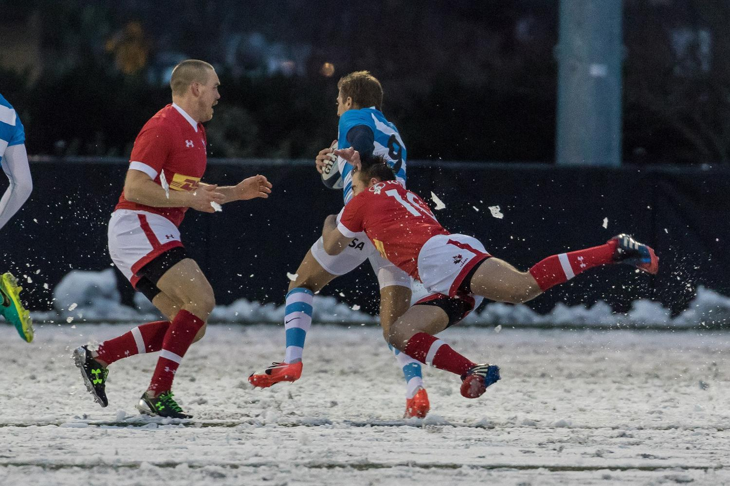 Canada v Argentina XV, Americas Rugby Championship 2017