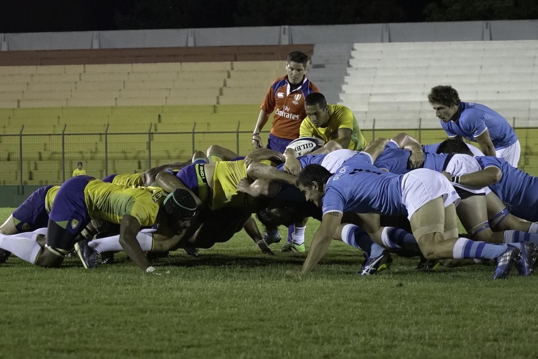 ARC 2017: Uruguay v Brazil