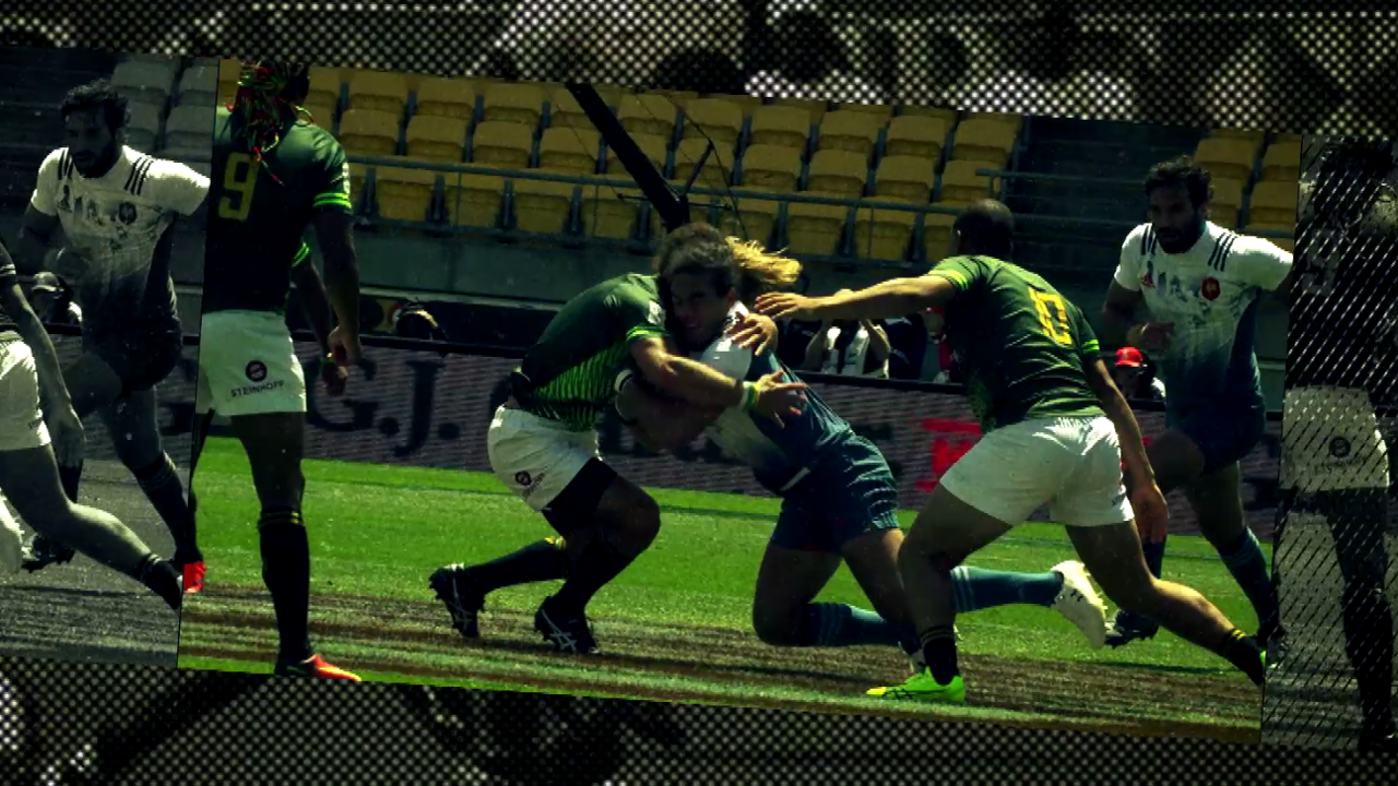 Power up for the HSBC USA Sevens