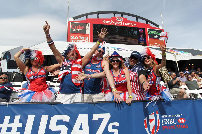 HSBC USA Sevens - Men's