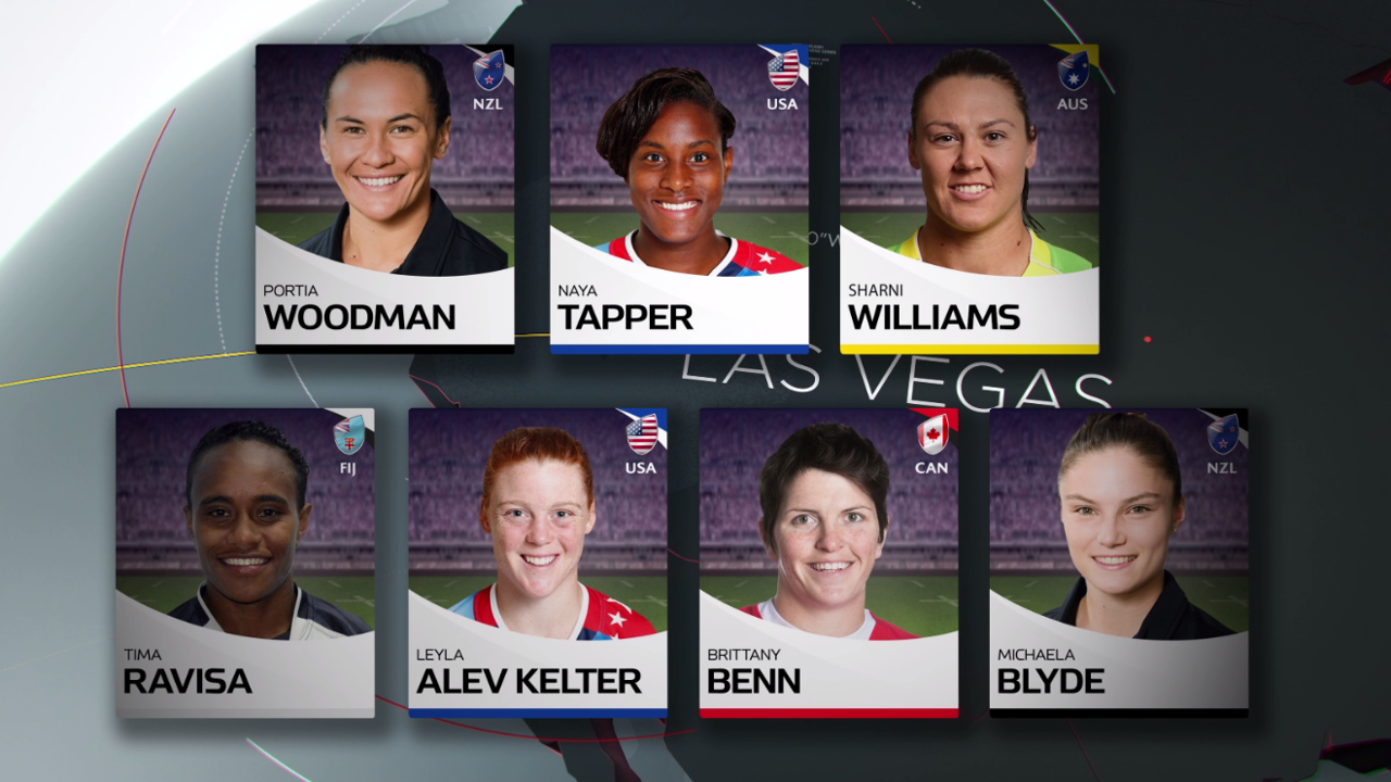 Women's Dream Team: Las Vegas