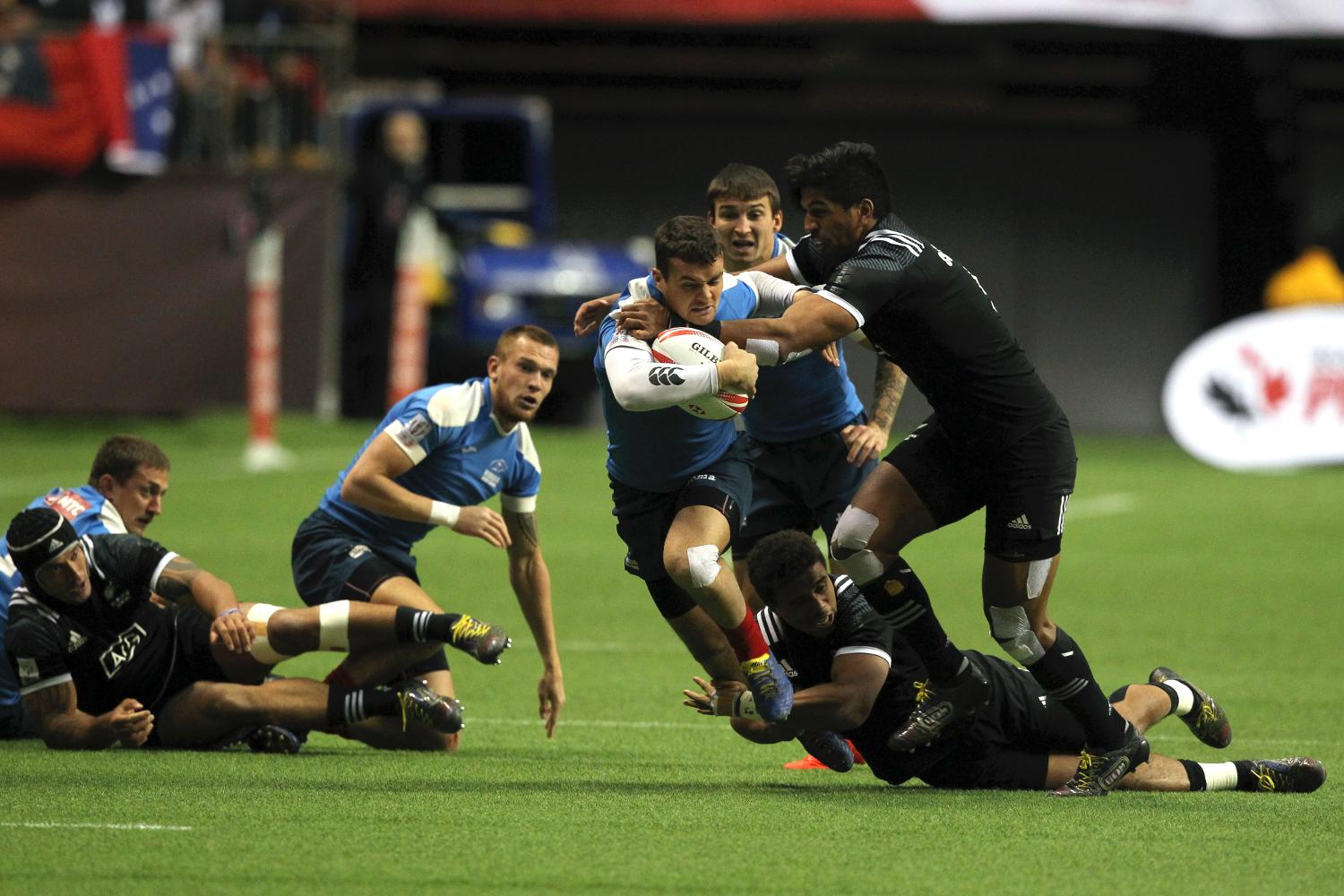 HSBC Canada Sevens - New Zealand v Russia