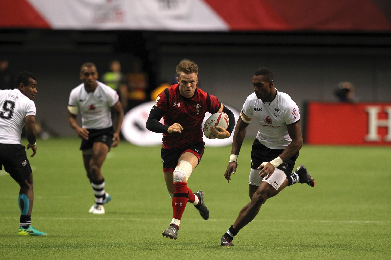 HSBC Canada Sevens - Fiji v Wales