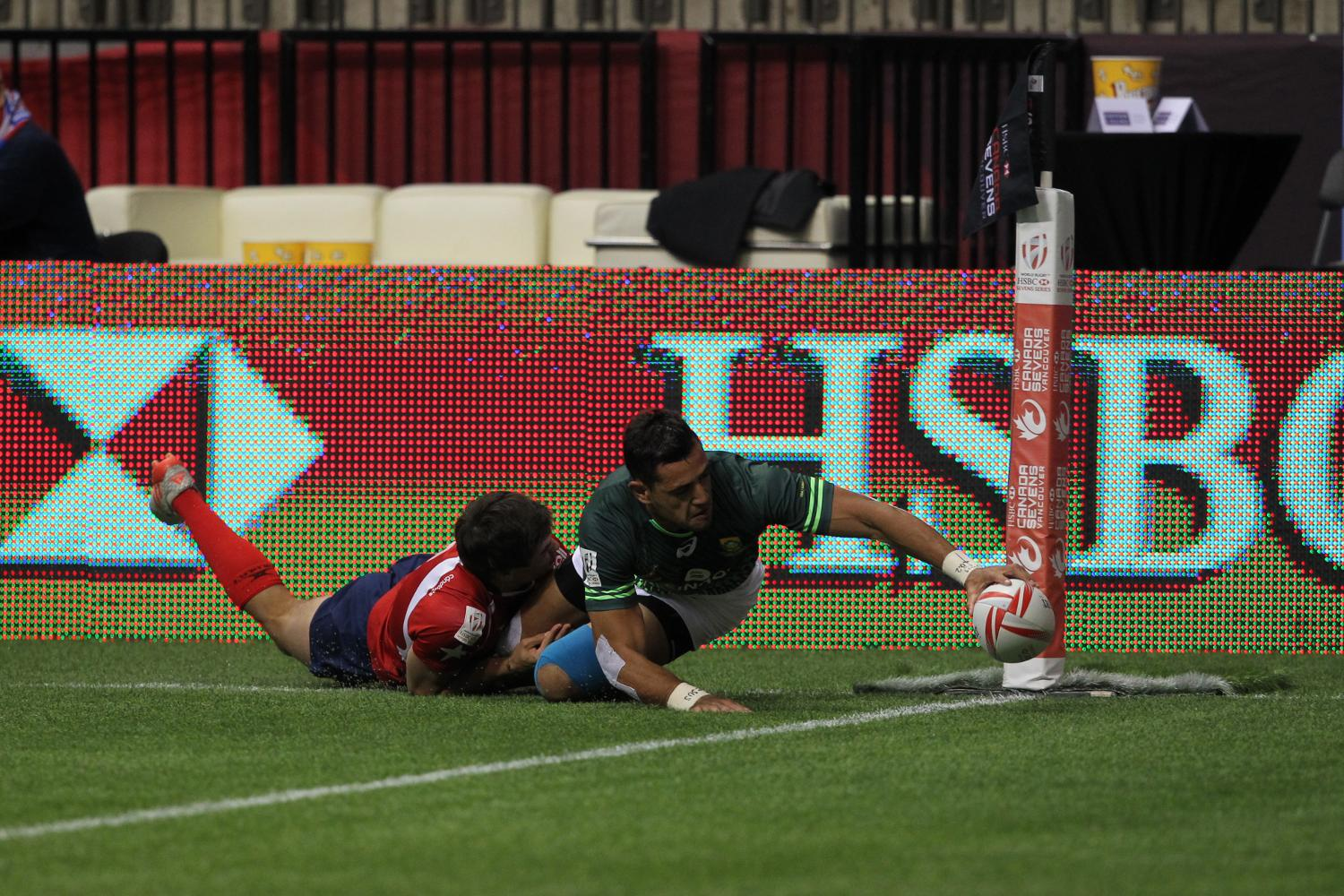 HSBC Canada Sevens - South Africa v Chile
