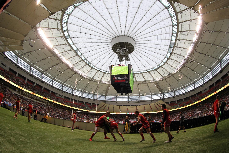 HSBC Canada Sevens - Canada