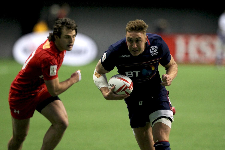 HSBC Canada Sevens - Canada v Scotland