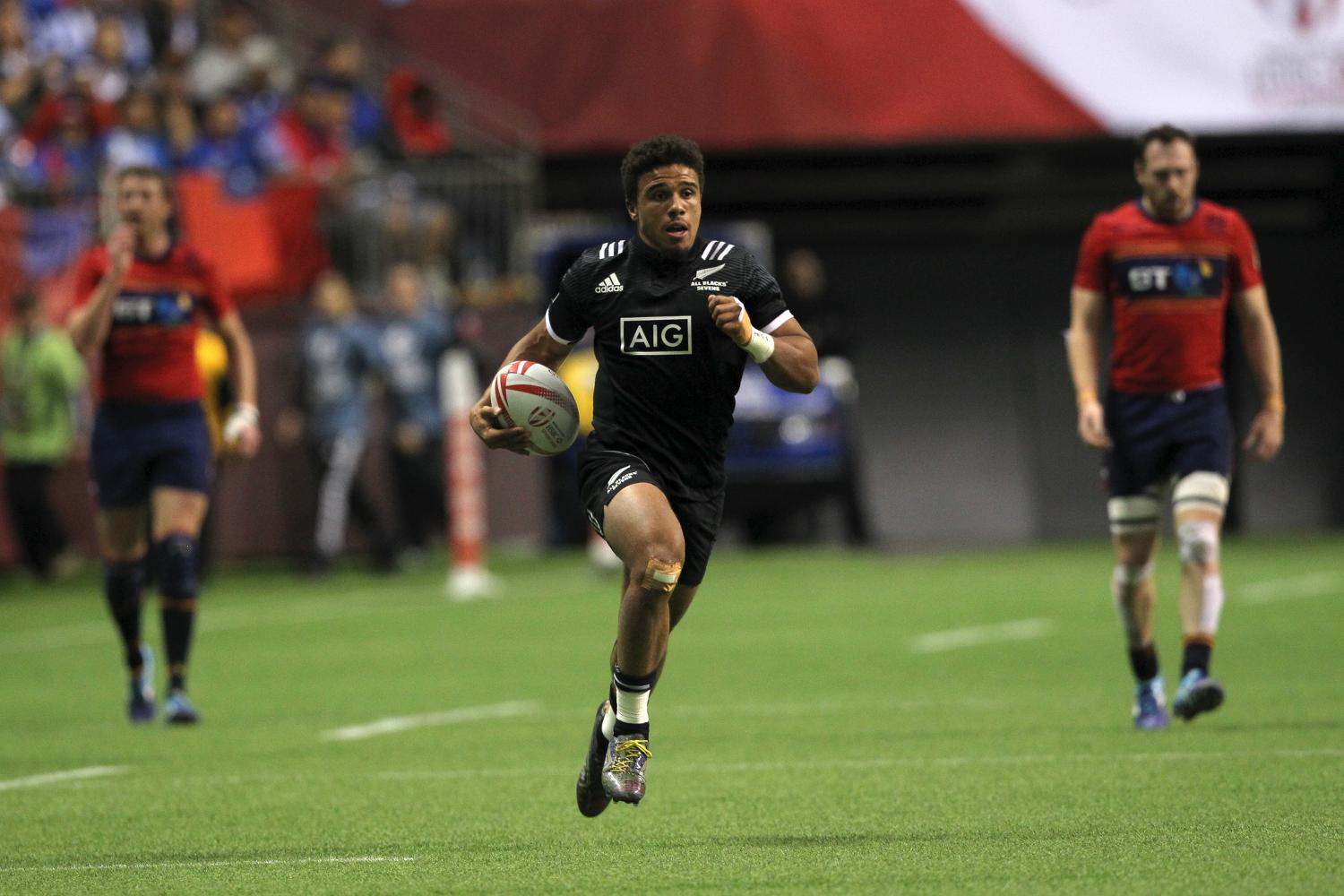 HSBC Canada Sevens - New Zealand v Scotland