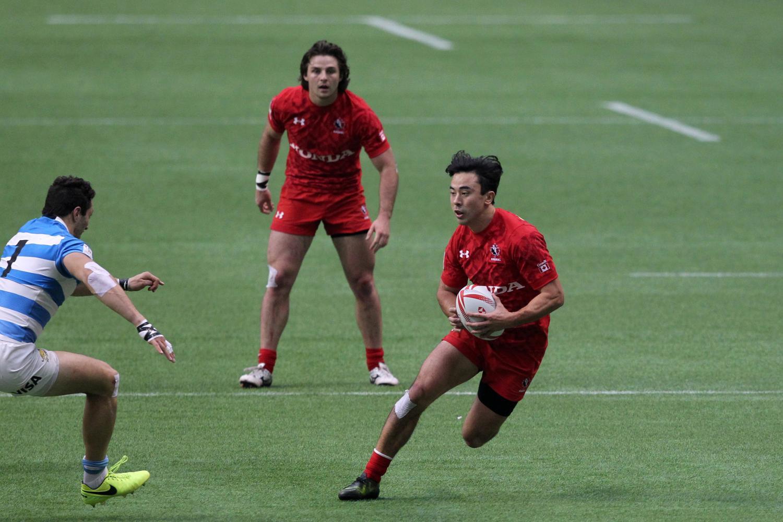 HSBC Canada Sevens - Canada v Argentina